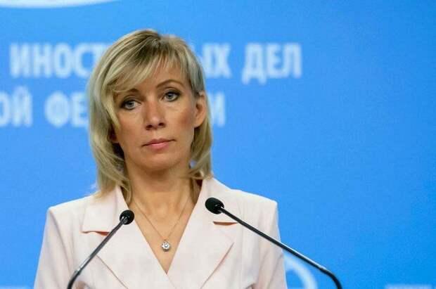 Захарова прокомментировала решение суда в Гааге по делу Младича
