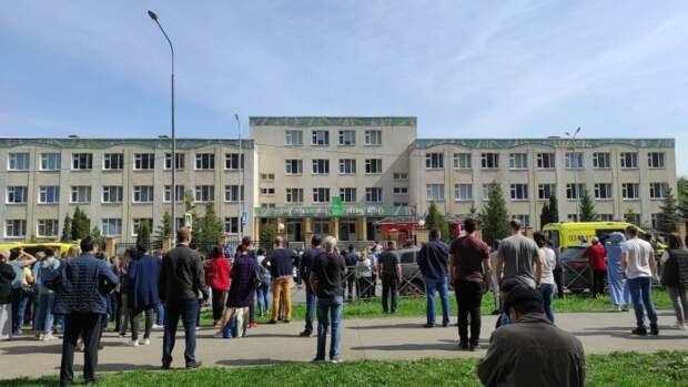 В Казани эвакуировали школу из-за записки с угрозой