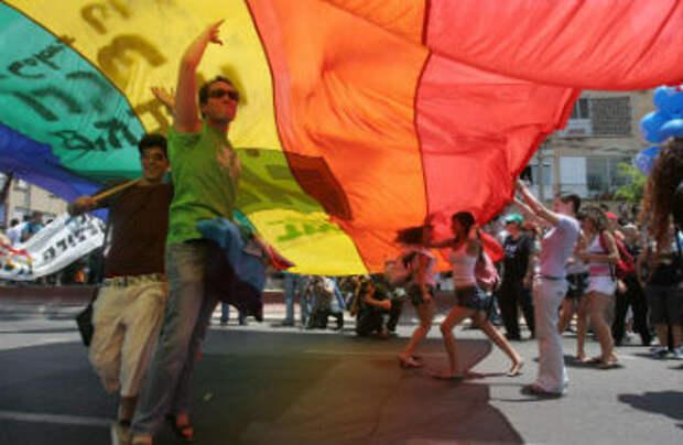 Как менялось в мире отношение к гомосексуалистам и гей-парадам