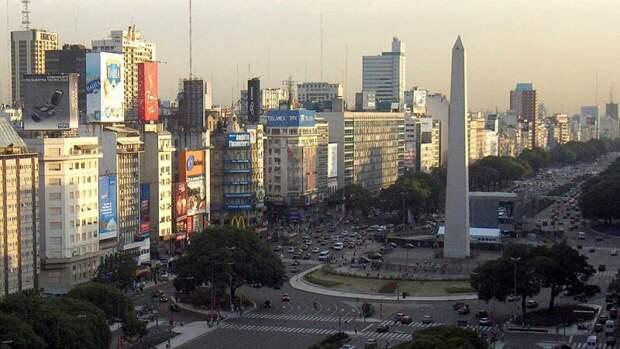 Жители семи городов Аргентины приняли участие в акции «Бессмертный полк»