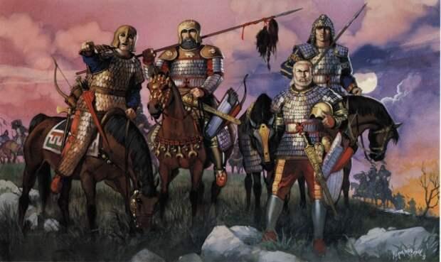 На территории нынешней Монголии 4 тысячи лет назад жила белая раса.