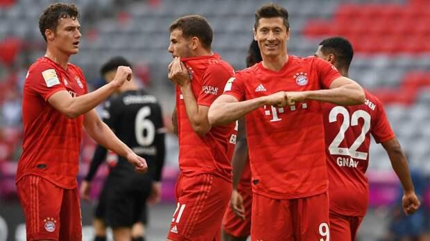Если любите ставить наголы, толучше матча вам ненайти. Прогноз на«Байер»— «Бавария»
