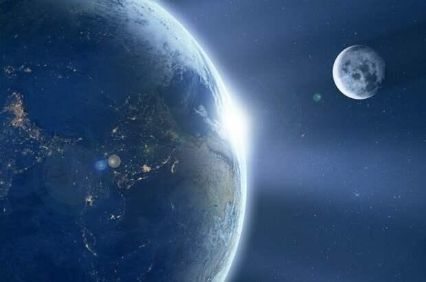 Российский космонавт увидел с орбиты необычное явление