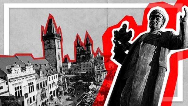 Скрипали 2.0: В Чехии обвинили РФ в попытке отравить людей, которые снесли памятник Коневу