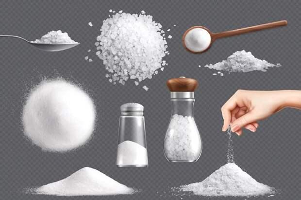 Как правильно дозировать соль в рационе