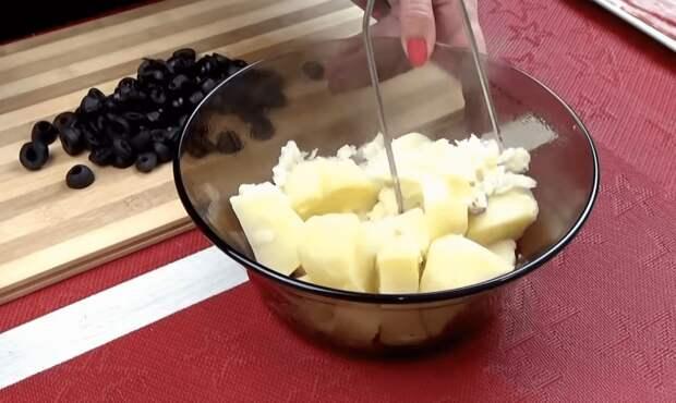 Простой и вкусный рецепт из картошки, который понравится каждому