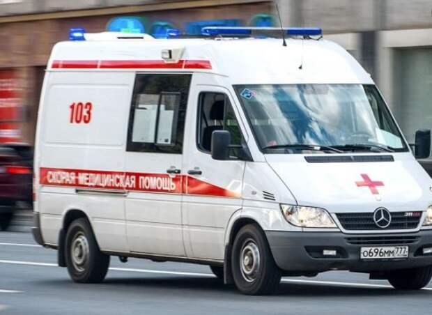 В СВАО за неделю в ДТП пострадали четыре человека