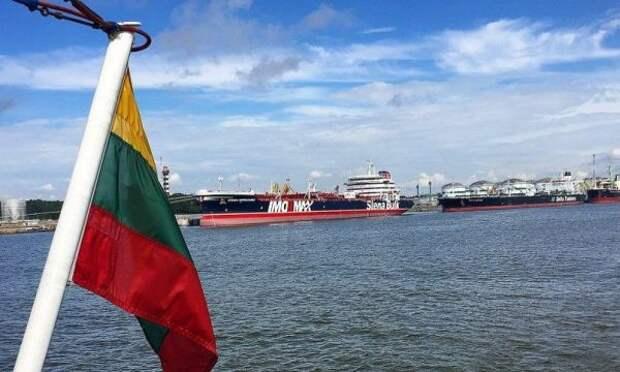 Винфраструктуру порта вКлайпеде инвестируют €400 млн