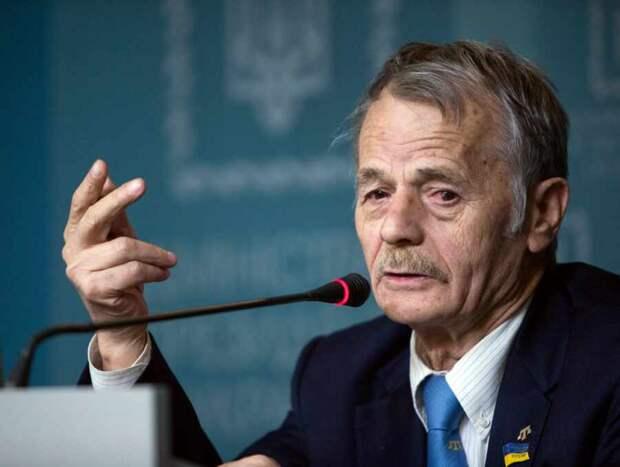 Мустафа проболтался: Джемилев публично признался в сепаратизме меджлисовцев