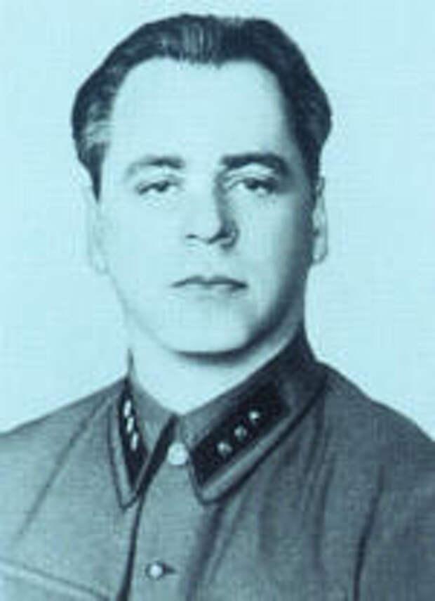 Нарком государственной безопасности СССР В.Н.Меркулов