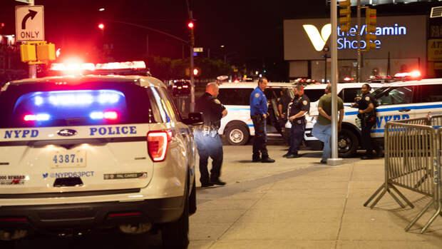 Полиция задержала захватившего заложников в здании банка в Миннесоте
