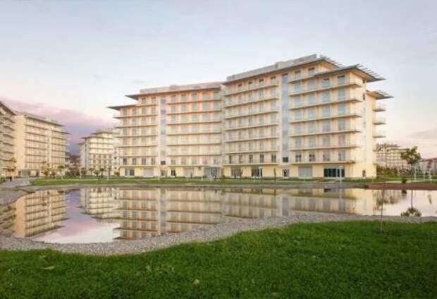 Оздоровительный комплекс Сочи Парк Отель