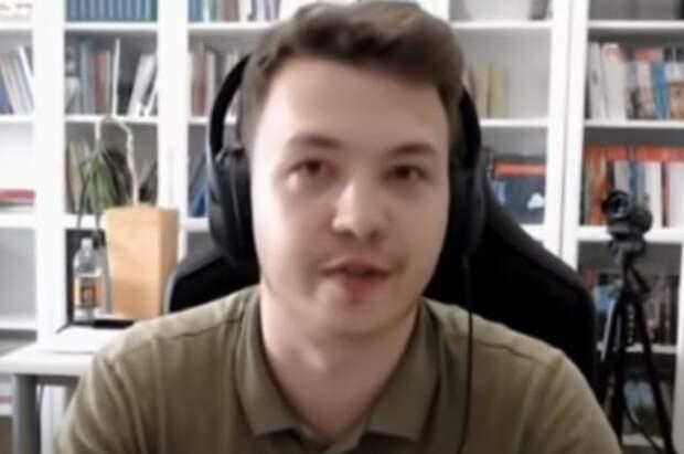 Протасевич счел, что его задержание может быть связано с личным конфликтом