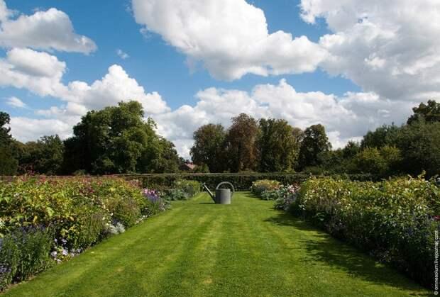 Сен-Жан — сад-огород в окрестностях Парижа (17)