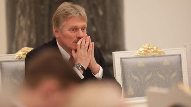 Песков: Поручением Путина по гражданскому оружию будут заниматься