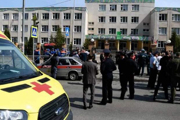 После расстрела учеников в казанской школе, Путин поручил разобраться с оборотом оружия в России