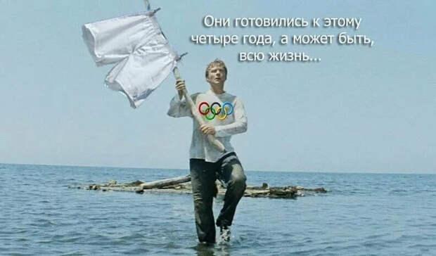России надо отказаться от участия в олимпиадах