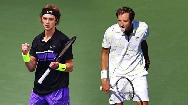 Сборная России сыграет с Аргентиной и Японией на групповом этапе Кубка ATP
