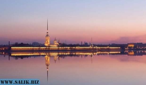 Легенды Петропавловской Крепости