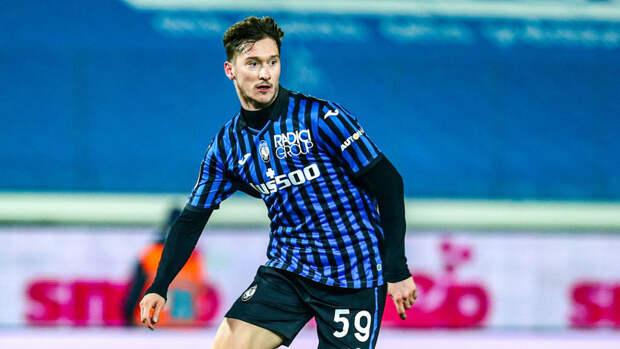 Миранчук попал наафишу матча «Аталанты» против «Беневенто»