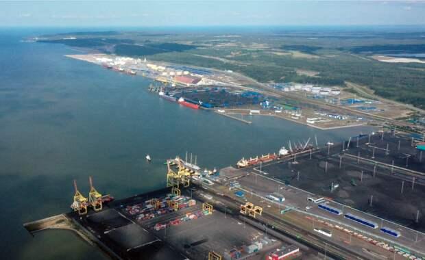Порт Усть-Луга грозит отнять остатки транзита РФ у конкурентов из Прибалтики