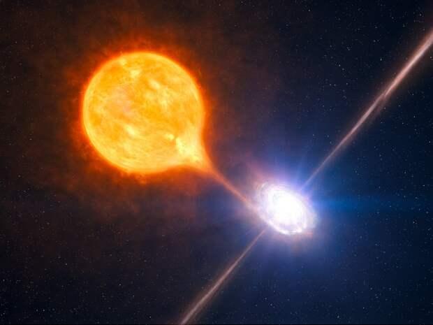 Ученых озадачила странная пульсация в Млечном Пути