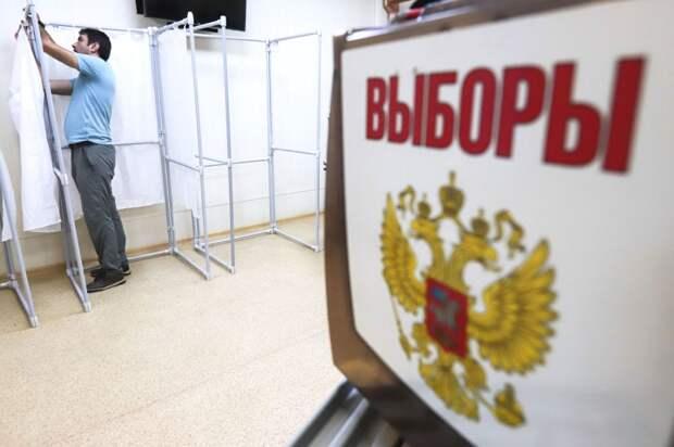 Петербургские УИКи подбрасывают бюллетени даже в переносные урны