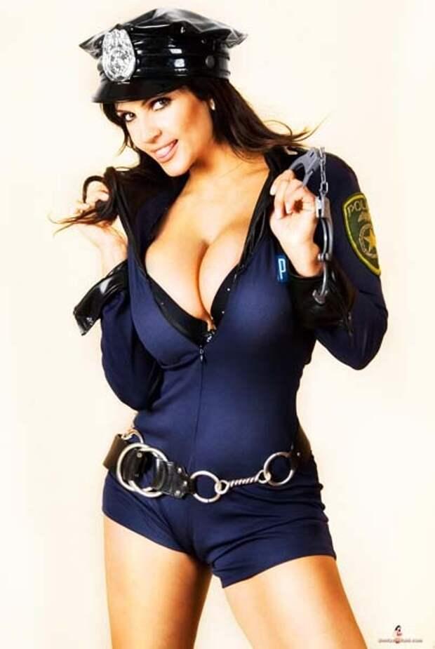 Ах если бы все стражи закона были такими.