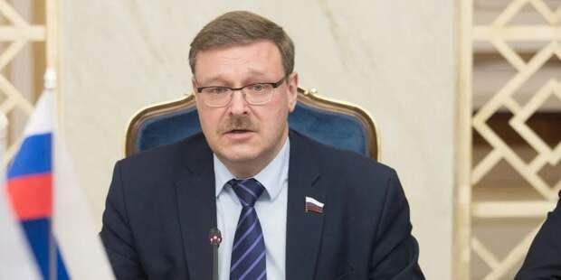 Косачев может стать вице-спикером СФ?
