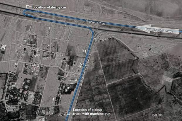 Израильский боевой модуль против иранской ядерной программы