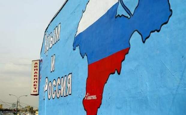За призывы вернуть Крым будут сажать, а за территории, что отдали, ответить некому