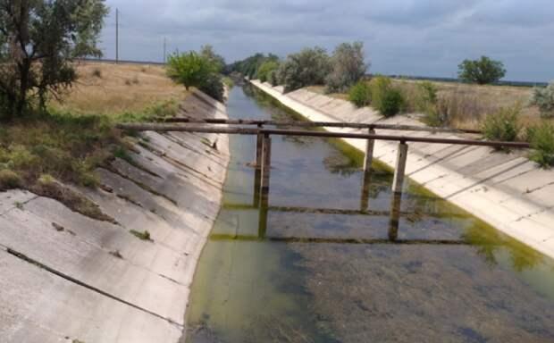 В России раскрыли, чем и когда обойдется Киеву перекрытый Северо-Крымский канал