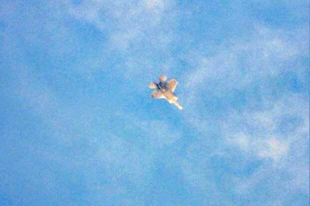 Появление израильских F-35 над Ливаном говорит об их скором применении в Сирии