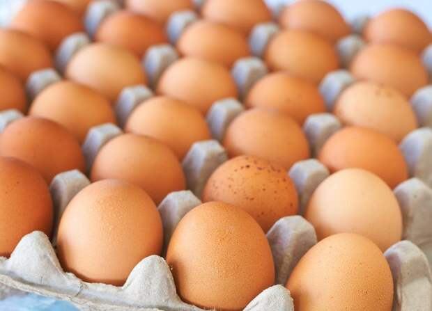 яйца в мешочек