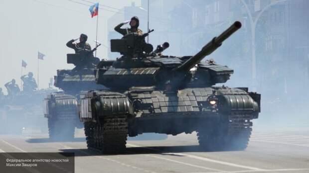 Военный Парад Победы в ЛДНР: эскалация конфликта или дань памяти подвигов предков