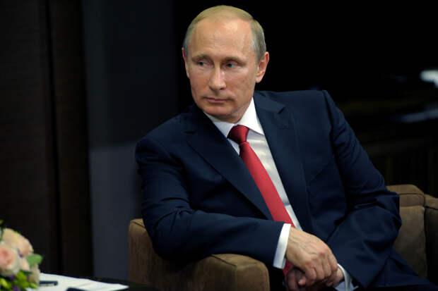 Вышла вторая часть интервью Путина и NBC