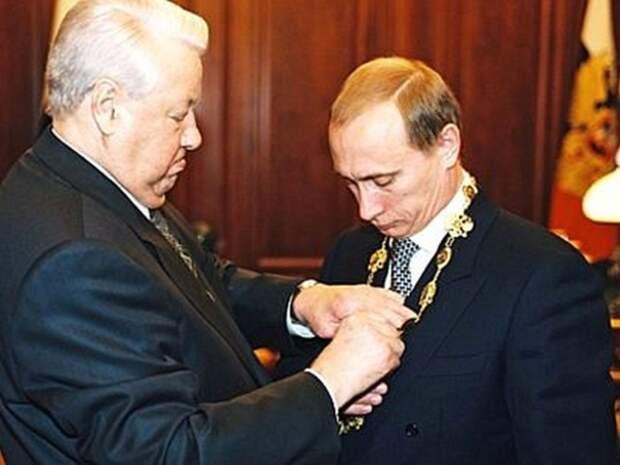 Кто создал путинский режим
