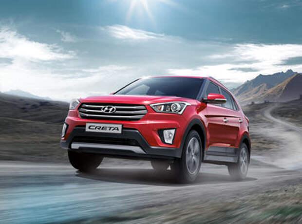 У Hyundai Creta может появиться еще одна комплектация