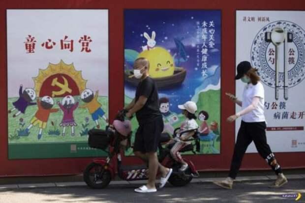 В объективе Китай — сентябрь 2020