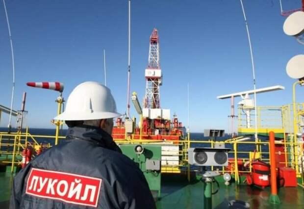 Нефтяники ЛУКОЙЛ