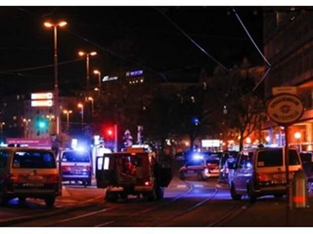 В Вене произошел теракт, ответственность на себя взяло ИГИЛ*