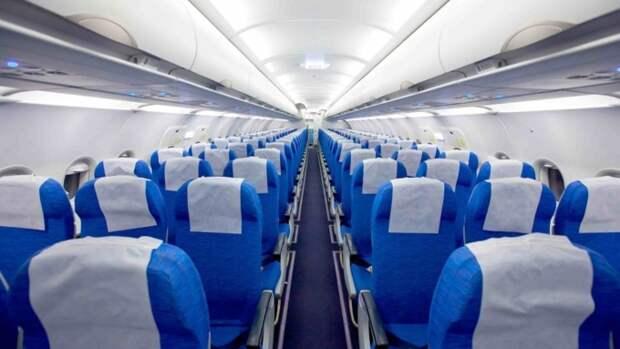Пассажирооборот авиакомпаний РФ в ноябре снизился на 57%