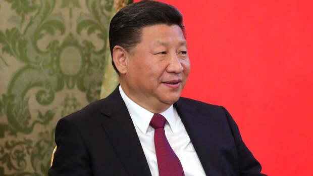 Си Цзиньпин считает образцовыми отношения между Москвой и Пекином
