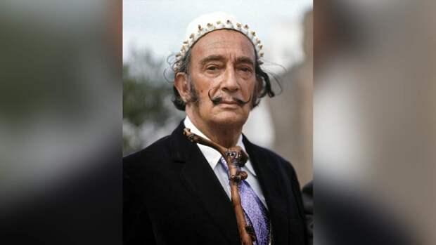 Странный гений: восемь историй из жизни великого Сальвадора Дали