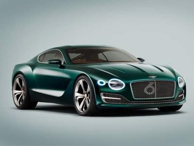 Barnato: новое имя в истории Bentley