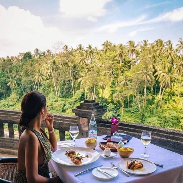 Роскошные завтраки изразных уголков мира