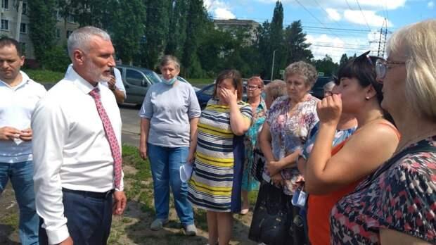 Депутат Журавлев намерен помочь курянам в борьбе за чистый воздух