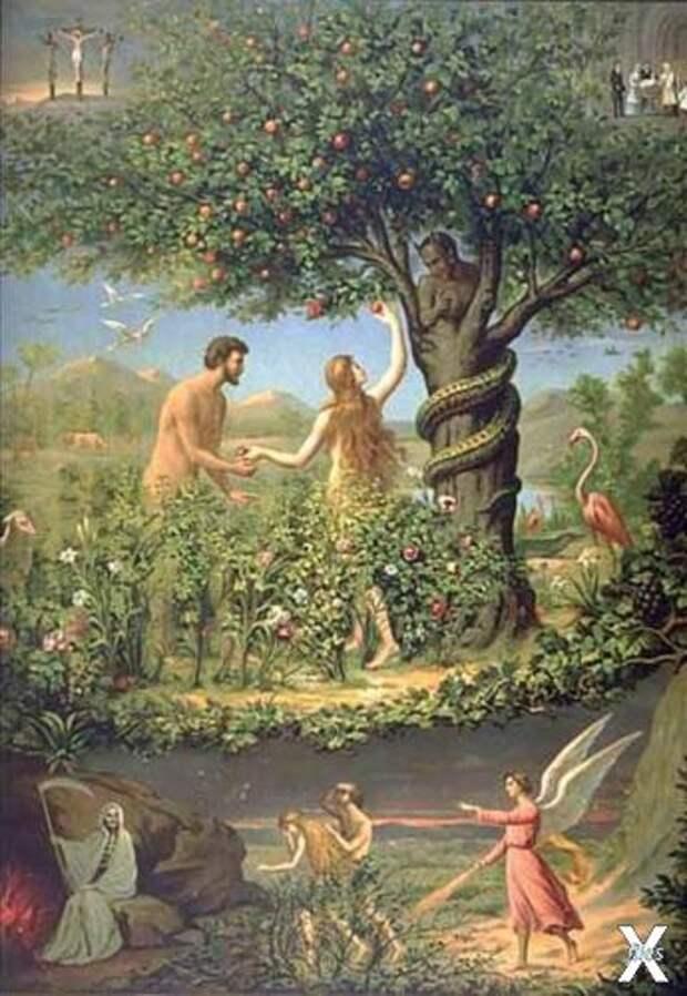 Сколько лет Адам прожил без Евы