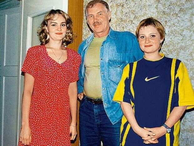 Как первая любовь изменила жизнь Владимира Гостюхина