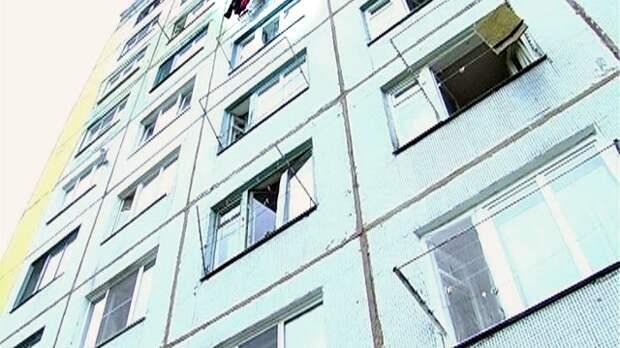 В Туле нашли труп мужчины, выпавшего из окна